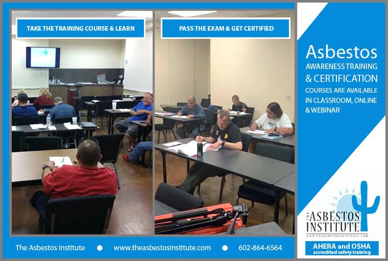 Asbestos Awareness Training and Certification