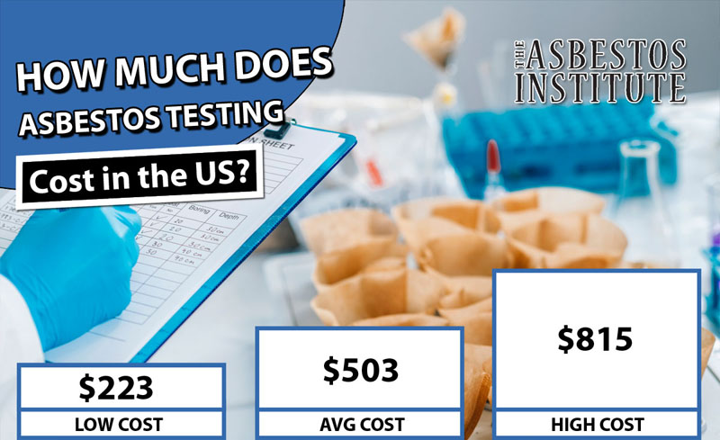 How Much Does Asbestos Testing Cost?