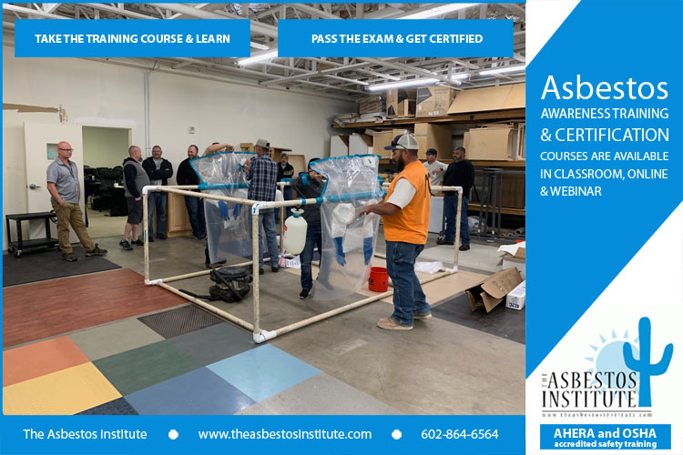 Nevada Asbestos Training & Certification - Ahera Supervisor Contractor