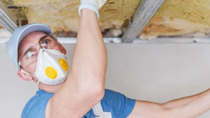 Asbestos And Popcorn Ceilings